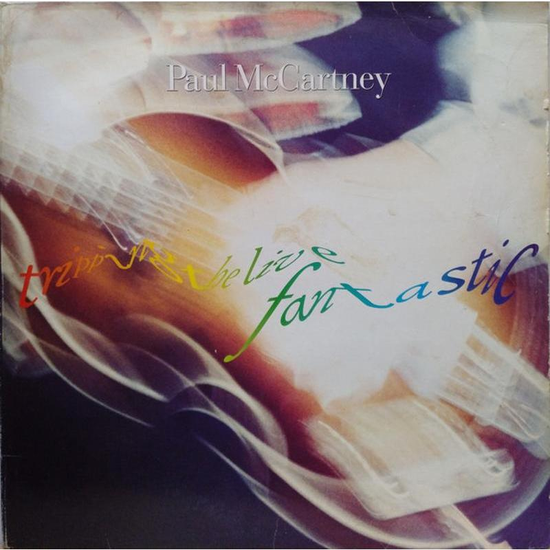 PAUL MCCARTNEY - TRIPPING THE LIVE FANTASTIC | Mercatino dell'Usato Latina 1