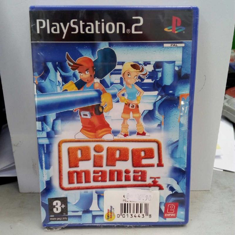 PIPE MANIA PS2 | Mercatino dell'Usato Latina 1