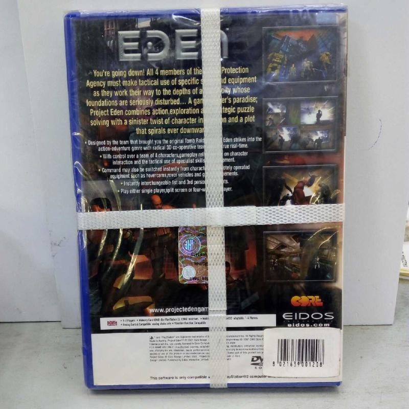 PROJECT EDEN MAX LOAD 4 PS2 | Mercatino dell'Usato Latina 2