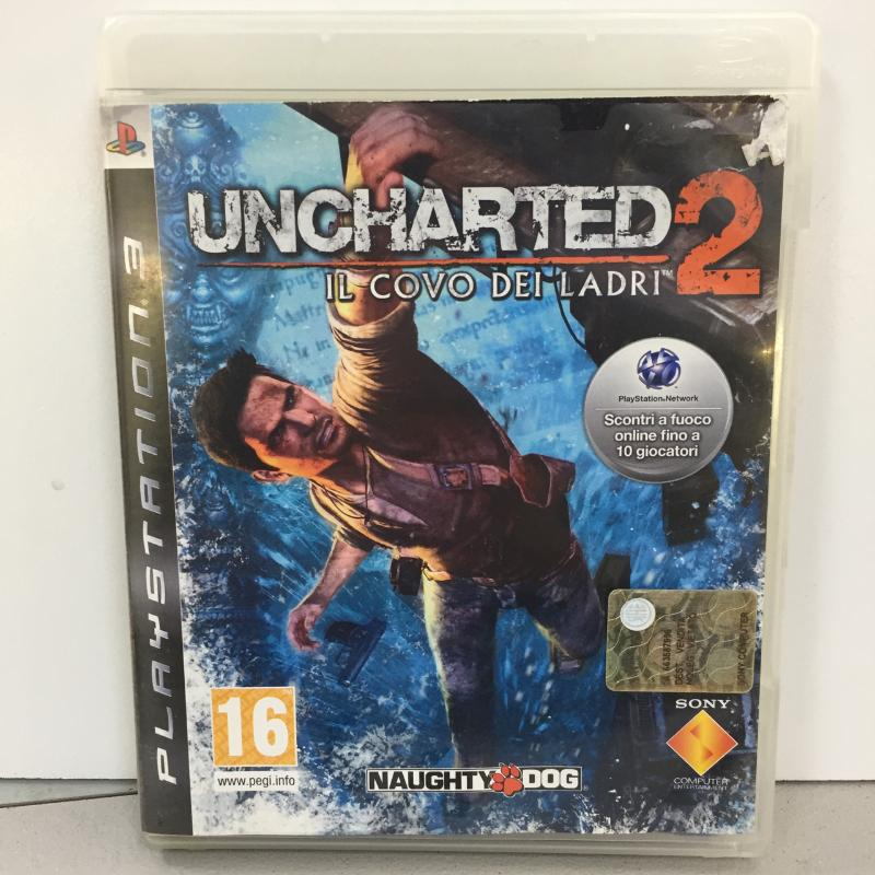 PS3 UNCHARTED 2   Mercatino dell'Usato Latina 1