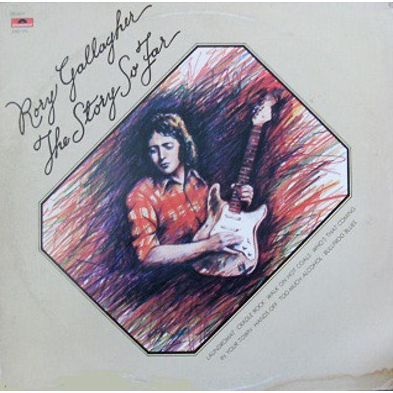 RORY GALLAGHER - THE STORY SO FAR   Mercatino dell'Usato Latina 1