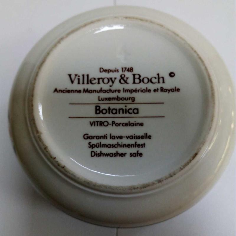 SCATOLA VILLEROY & BOCH BOTANICA   Mercatino dell'Usato Latina 2