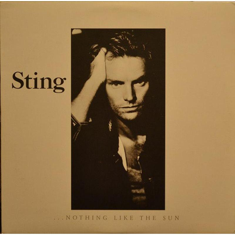 STING - ...NOTHING LIKE THE SUN | Mercatino dell'Usato Latina 1