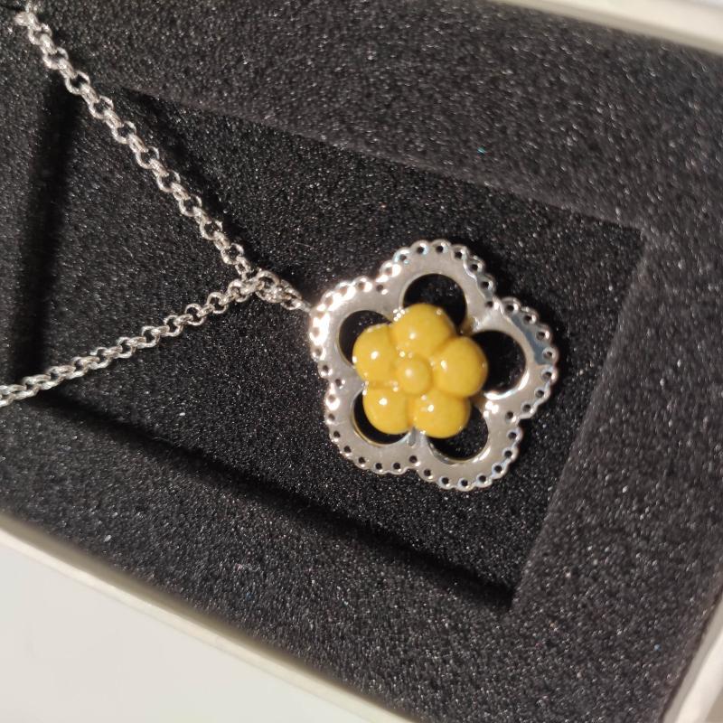 THUN COLLANA FILIGREE YELLOW FLOWER | Mercatino dell'Usato Latina 2