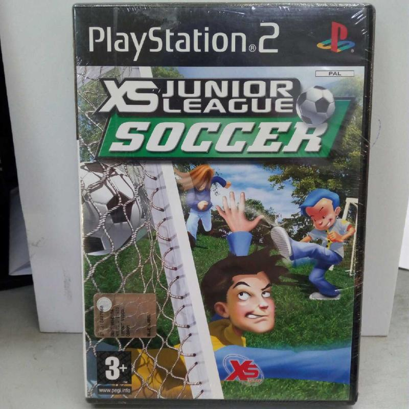 XS JUNIOR LEAGUE SOCCER PS2   Mercatino dell'Usato Latina 1