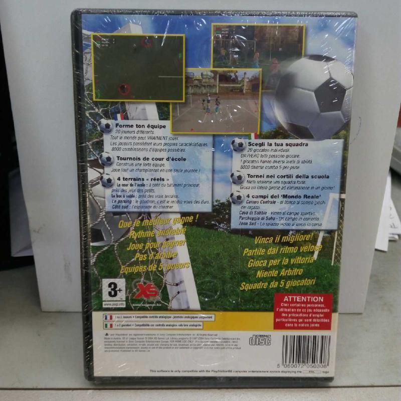 XS JUNIOR LEAGUE SOCCER PS2   Mercatino dell'Usato Latina 2