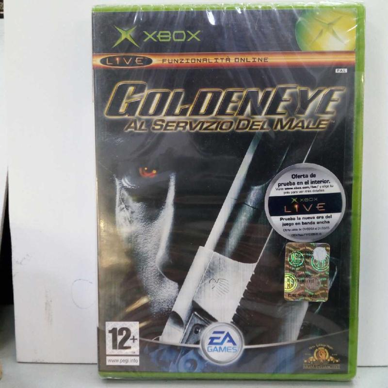 X BOX GOLDENEYE | Mercatino dell'Usato Latina 1