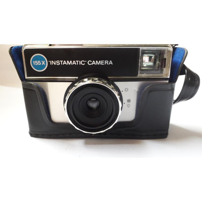 MACCHINA FOTOGRAFICA KODAK INSTAMATIC CAMERA 155X | Mercatino dell'Usato Busnago 1