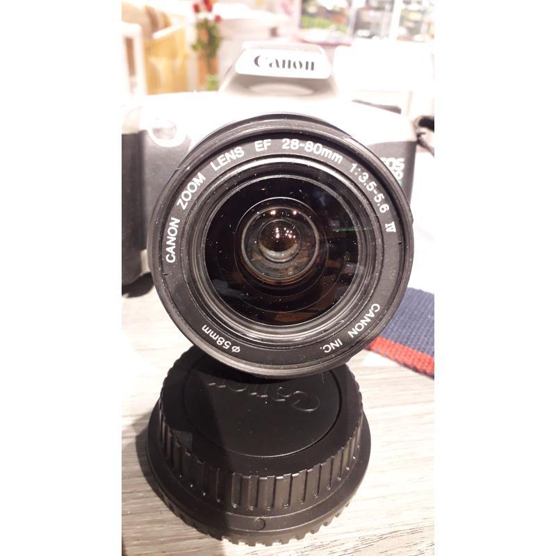 MACCHINA FOTOGRAFICA CANON REFLEX EOS 500N | Mercatino dell'Usato Busnago 2