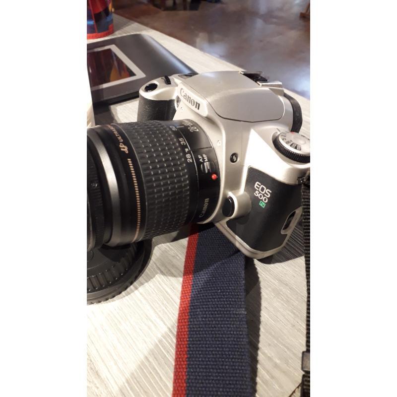MACCHINA FOTOGRAFICA CANON REFLEX EOS 500N | Mercatino dell'Usato Busnago 3