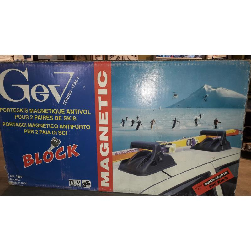 PORTASCI MAGNETICO GEV BLOCK   Mercatino dell'Usato Busnago 1