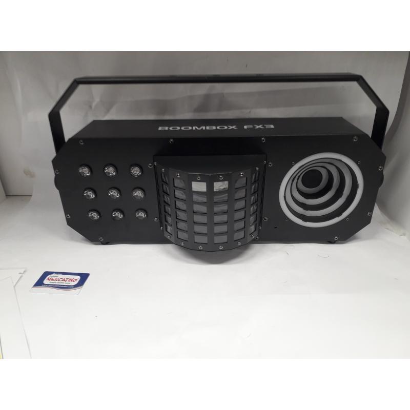 LUCI STROBOSCOPICHE AMERICAN DJ BOOM BOX FX3 | Mercatino dell'Usato Busnago 1