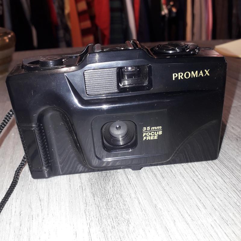 MACCHINA FOTOGRAFICA PROMAX | Mercatino dell'Usato Busnago 1