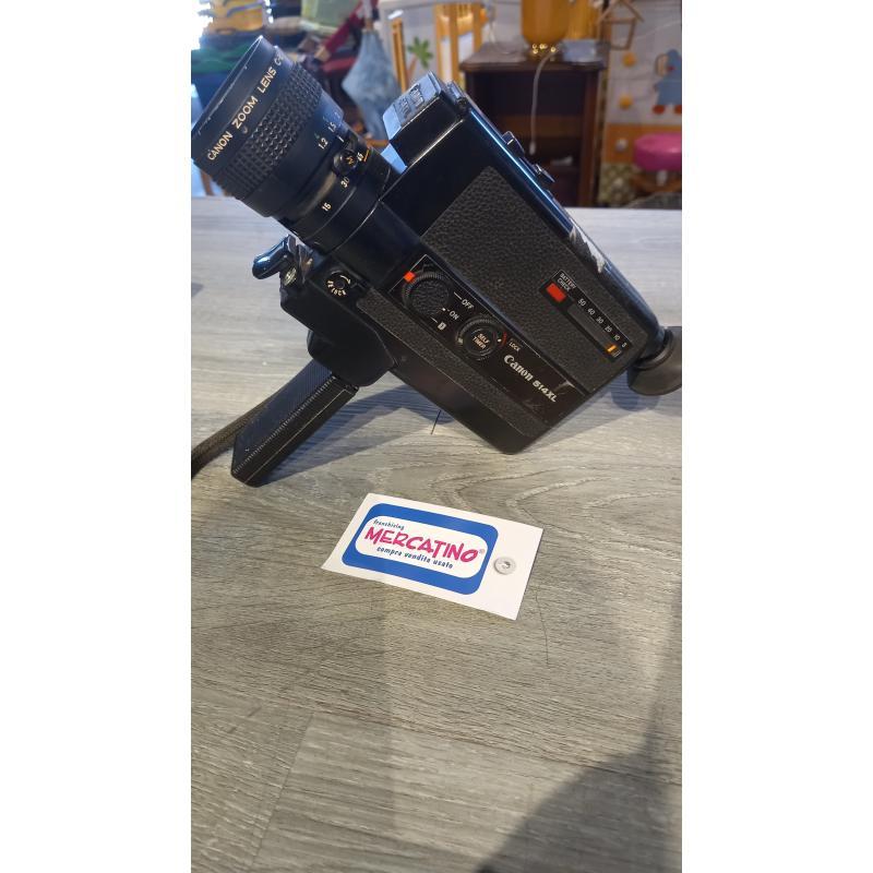TELECAMERA CANON 514 XL(NON FUNZIONANTE)   Mercatino dell'Usato Busnago 1