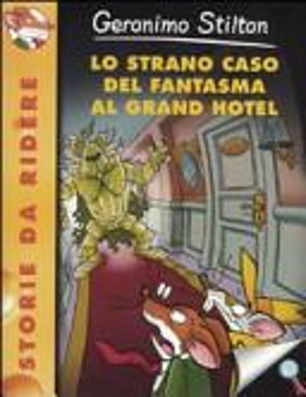 LO STRANO CASO DEL FANTASMA AL GRAND HOTEL | Mercatino dell'Usato Messina 1