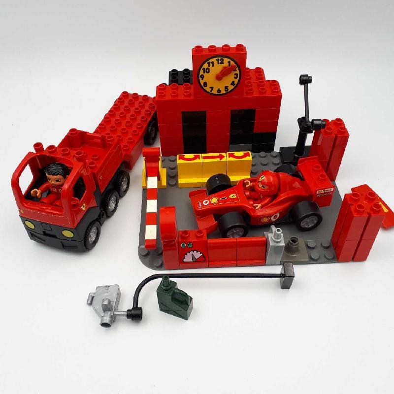 LEGO DUPLO SET FERRARI | Mercatino dell'Usato Corbetta 1