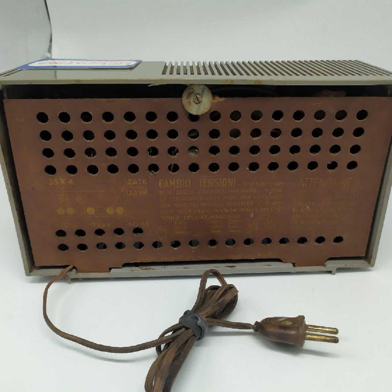 RADIO A VALVOLE RADIOMARELLI | Mercatino dell'Usato Corbetta 4