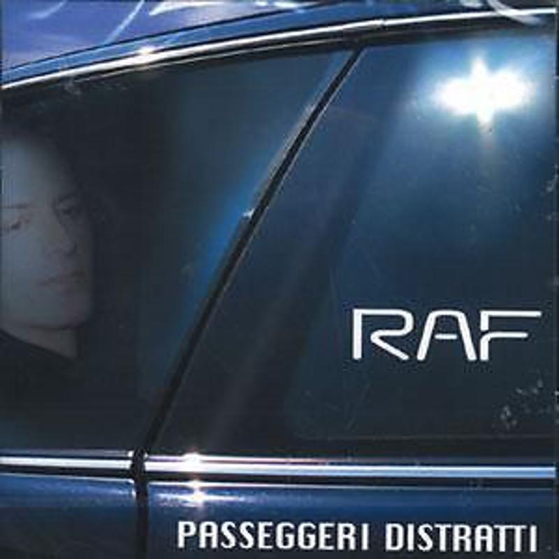 RAF (5) - PASSEGGERI DISTRATTI | Mercatino dell'Usato Corbetta 1