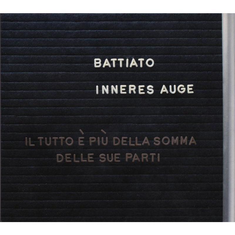 FRANCO BATTIATO - INNERES AUGE | Mercatino dell'Usato Corbetta 1