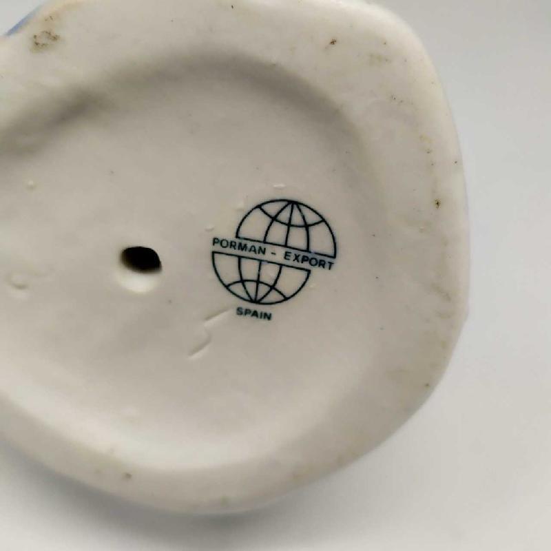 STATUA PORMAN EXPORT SPAIN PORCELLANA BIMBO UVABIMBO    Mercatino dell'Usato Corbetta 3