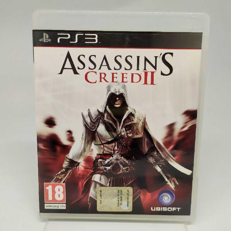 VIDEOGIOCO PS3 ASSASSIN'S CREED II 2 PLAYSTATION 3 | Mercatino dell'Usato Corbetta 1