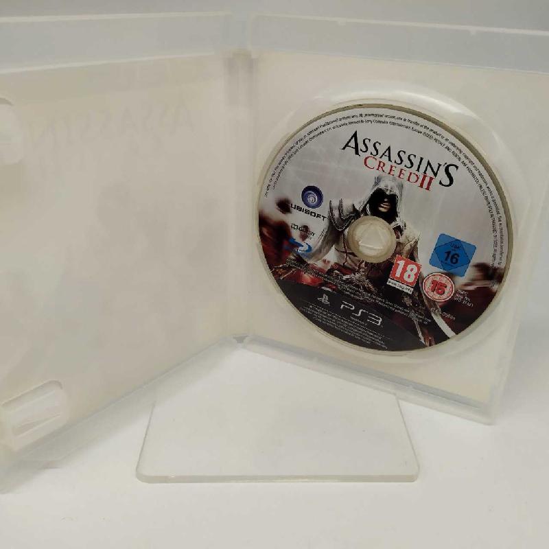 VIDEOGIOCO PS3 ASSASSIN'S CREED II 2 PLAYSTATION 3 | Mercatino dell'Usato Corbetta 3