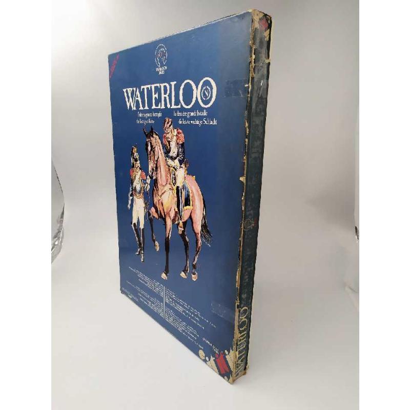 GIOCO WATERLOO L'ULTIMA GRANDE BATTAGLIA SIMULATION GAME | Mercatino dell'Usato Corbetta 2