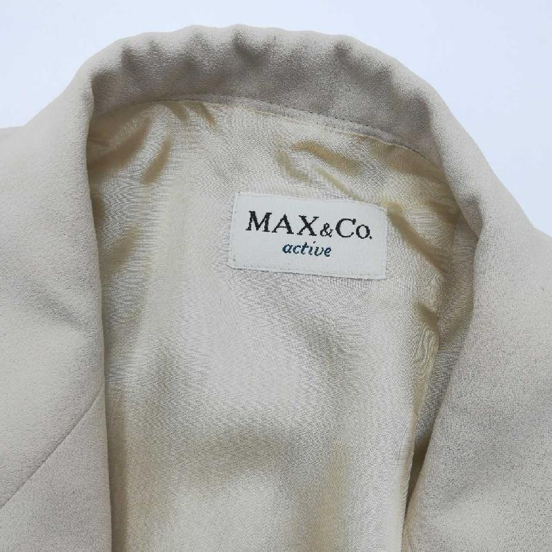 GIACCA MAX MARA PANNA VINTAGE | Mercatino dell'Usato Seregno 2