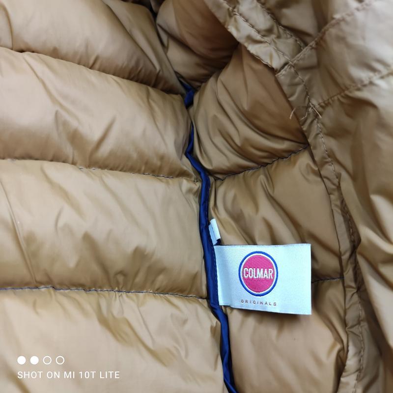 PIUMINO UOMO COLMAR BLU TG 48 | Mercatino dell'Usato Carrara 3