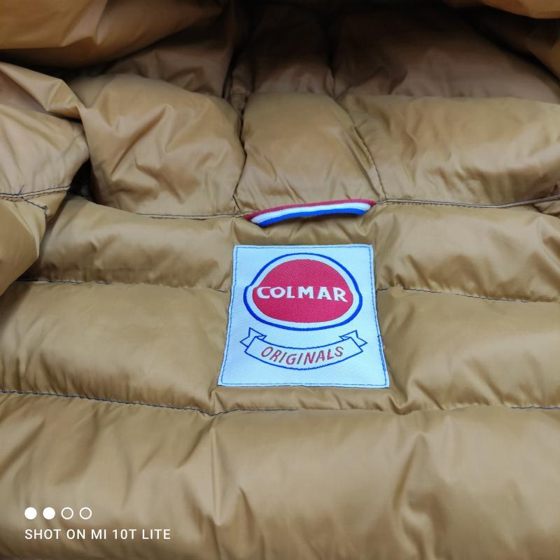 PIUMINO UOMO COLMAR BLU TG 48 | Mercatino dell'Usato Carrara 4