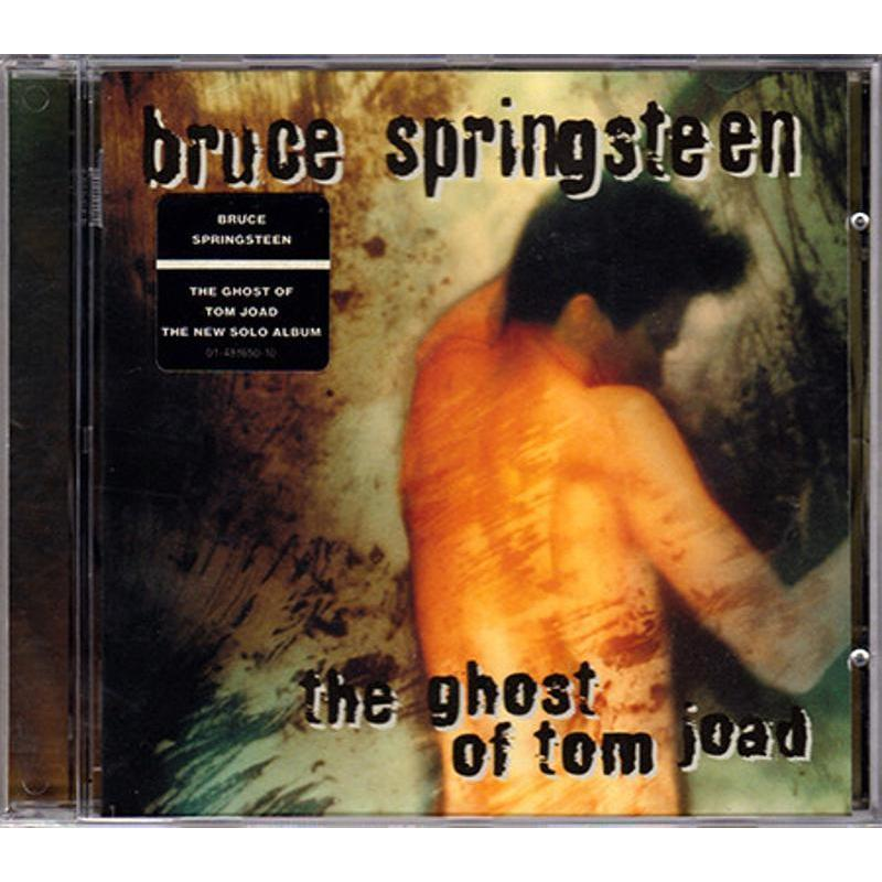 BRUCE SPRINGSTEEN - THE GHOST OF TOM JOAD | Mercatino dell'Usato Napoli 1