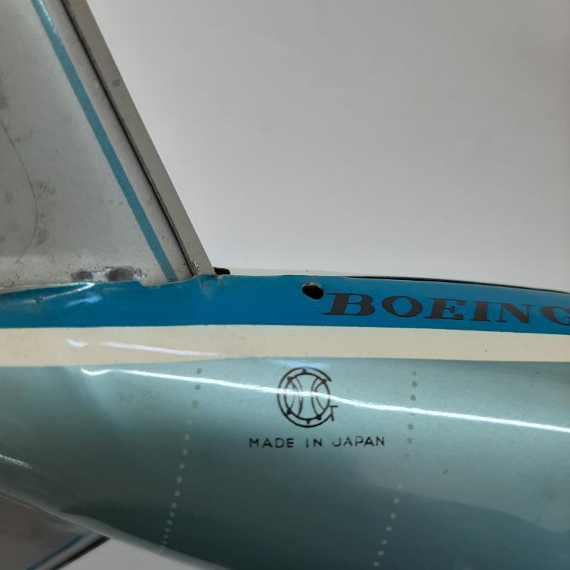 GIOCO DI LATTA AEREO BOING 707 PAN AMERICAN | Mercatino dell'Usato Napoli 3