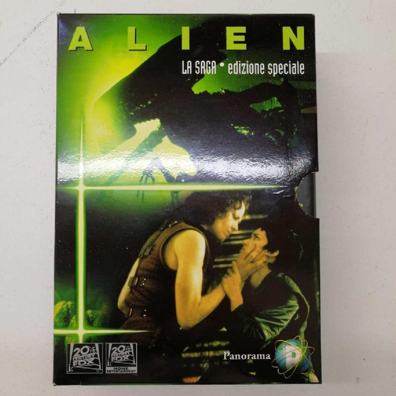 DVD COFANETTO FILM ALIEN | Mercatino dell'Usato Napoli 1