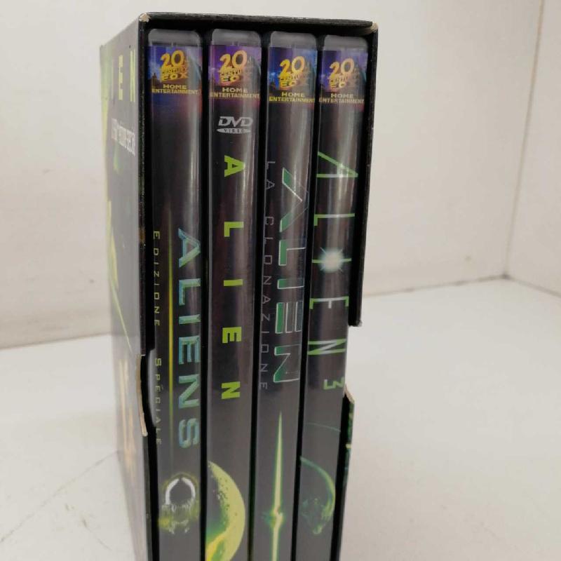 DVD COFANETTO FILM ALIEN | Mercatino dell'Usato Napoli 3