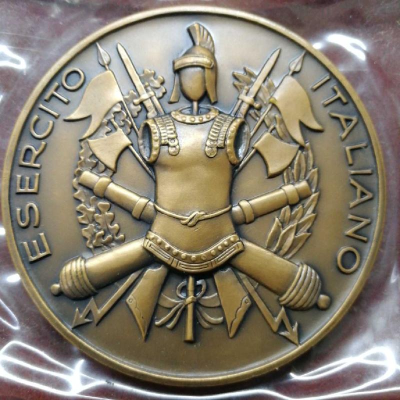MEDAGLIA ESERCITO ITALIANO | Mercatino dell'Usato Napoli 1
