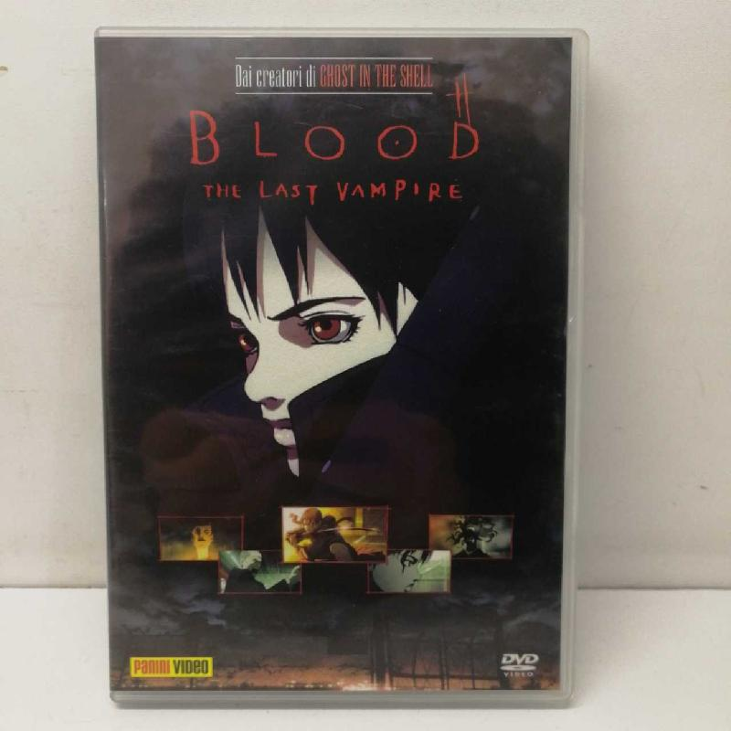 DVD BLOOD THE LAST VAMPIRE | Mercatino dell'Usato Napoli 1