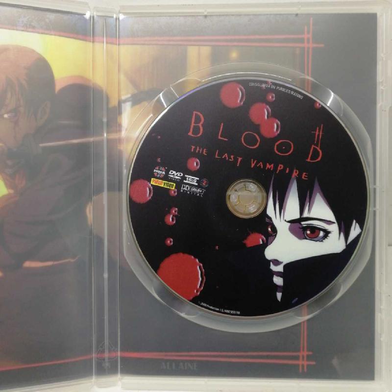 DVD BLOOD THE LAST VAMPIRE | Mercatino dell'Usato Napoli 2