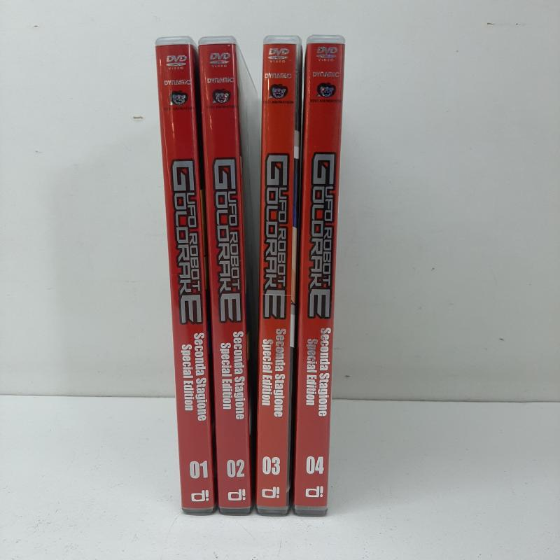 DVD GOLLDRAKE   Mercatino dell'Usato Napoli 2
