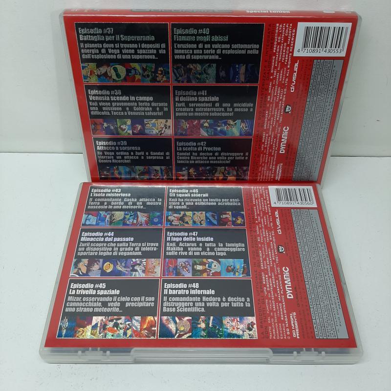 DVD GOLLDRAKE   Mercatino dell'Usato Napoli 3