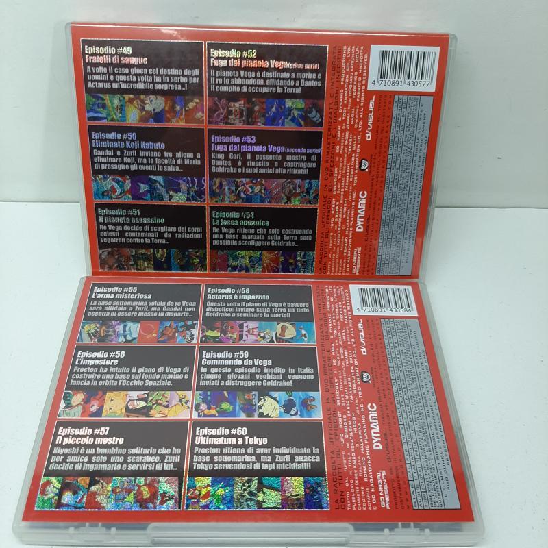 DVD GOLLDRAKE   Mercatino dell'Usato Napoli 4