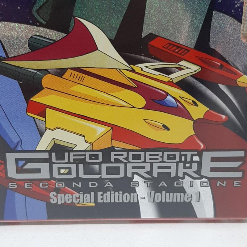 DVD GOLLDRAKE   Mercatino dell'Usato Napoli 5