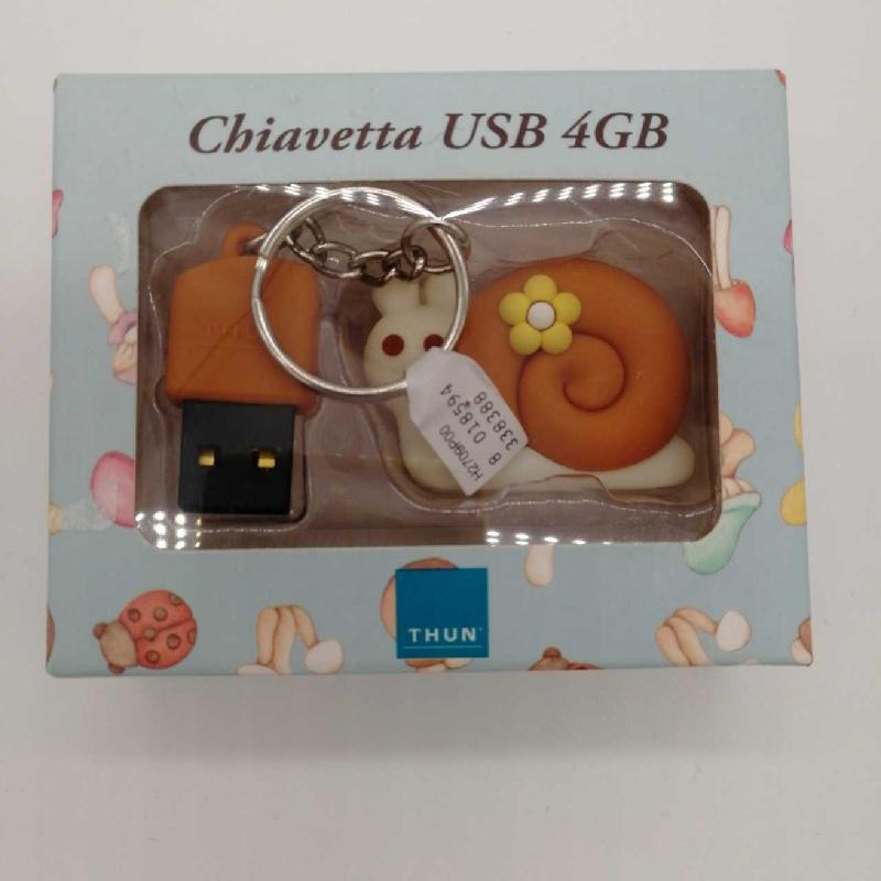 CHIAVETTA USB 4GB THUN | Mercatino dell'Usato Napoli 1