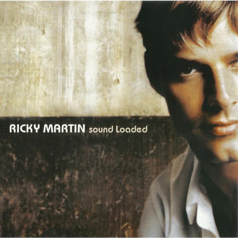RICKY MARTIN - SOUND LOADED | Mercatino dell'Usato Napoli 1