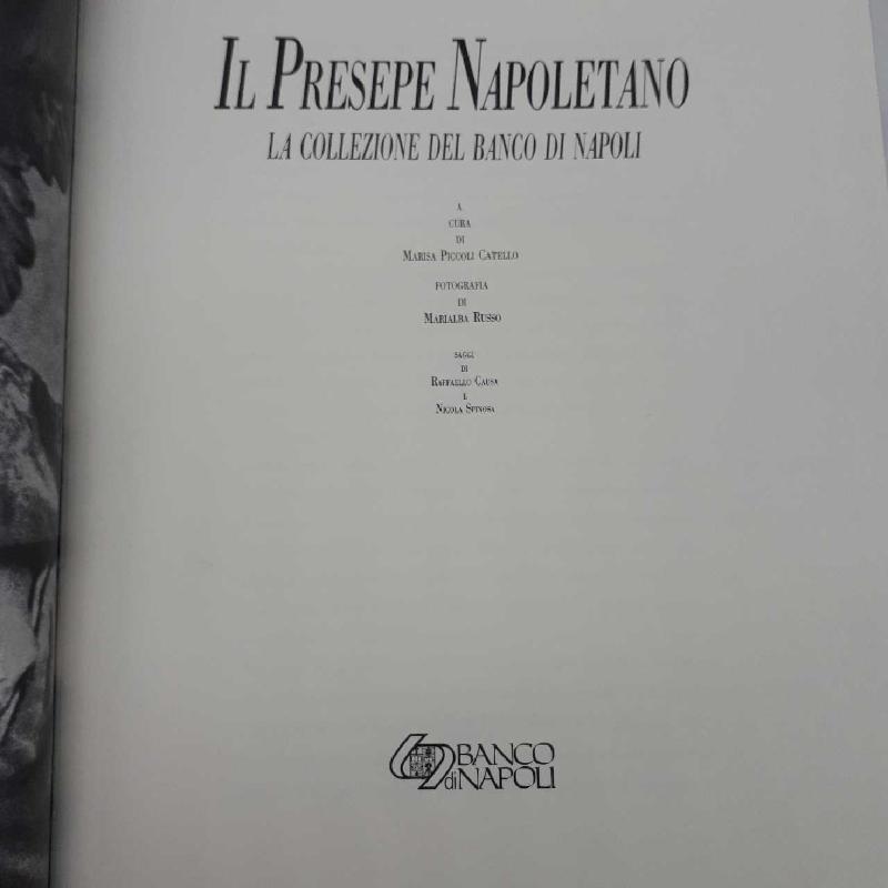 LIBRO IL PRESEPE NAPOLETANO DEL BANCO DI NAPOLI | Mercatino dell'Usato Napoli 4