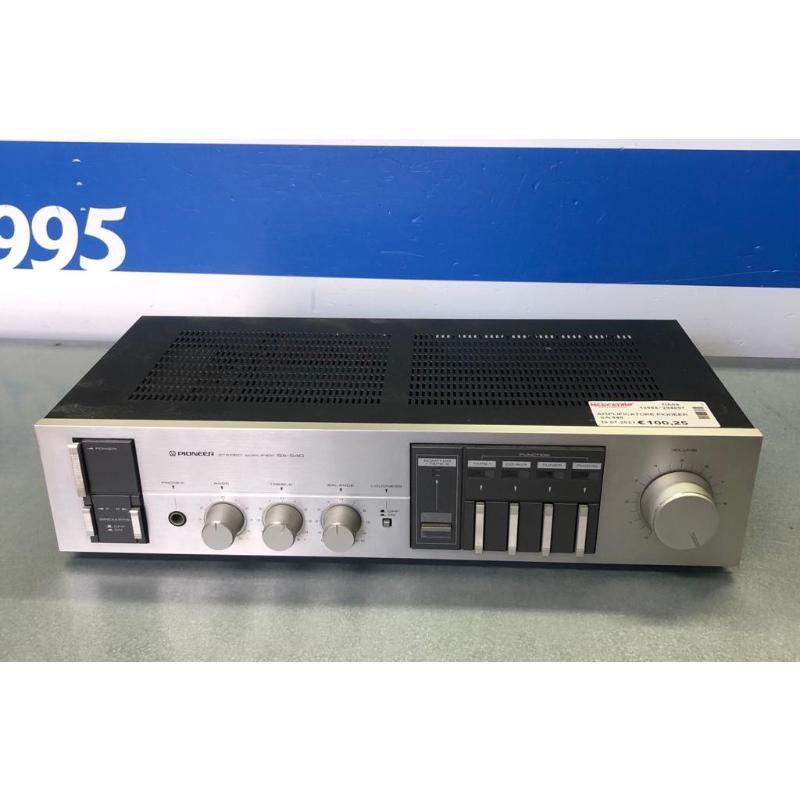 AMPLIFICATORE PIONEER SA 540   Mercatino dell'Usato Brusciano 1