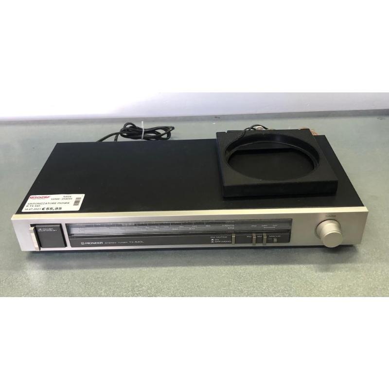 SINTONIZZATORE PIONEER TX 540 | Mercatino dell'Usato Brusciano 1
