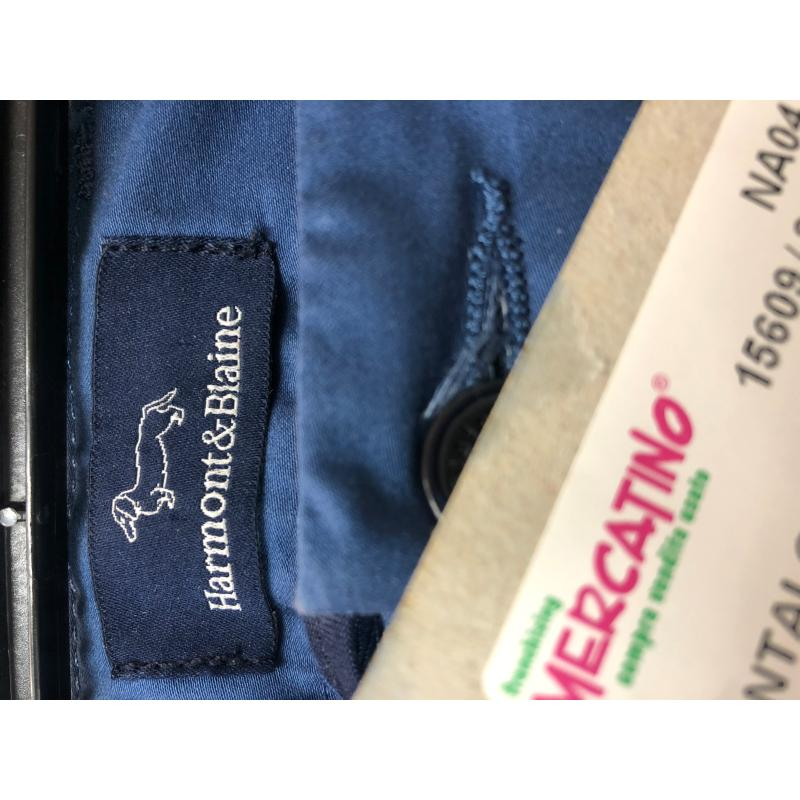 PANTALONE BAMBINO BLU HARMONT BLAINE  | Mercatino dell'Usato Brusciano 3
