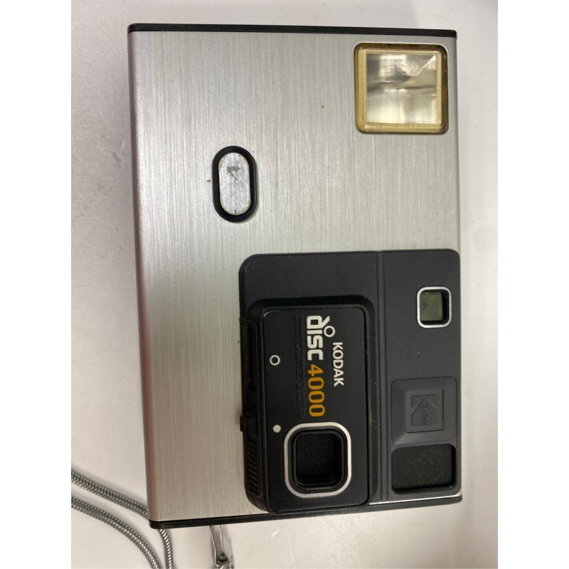 MACCHINA FOTOGRAFICA KODAK DISC4000   Mercatino dell'Usato Acerra 1