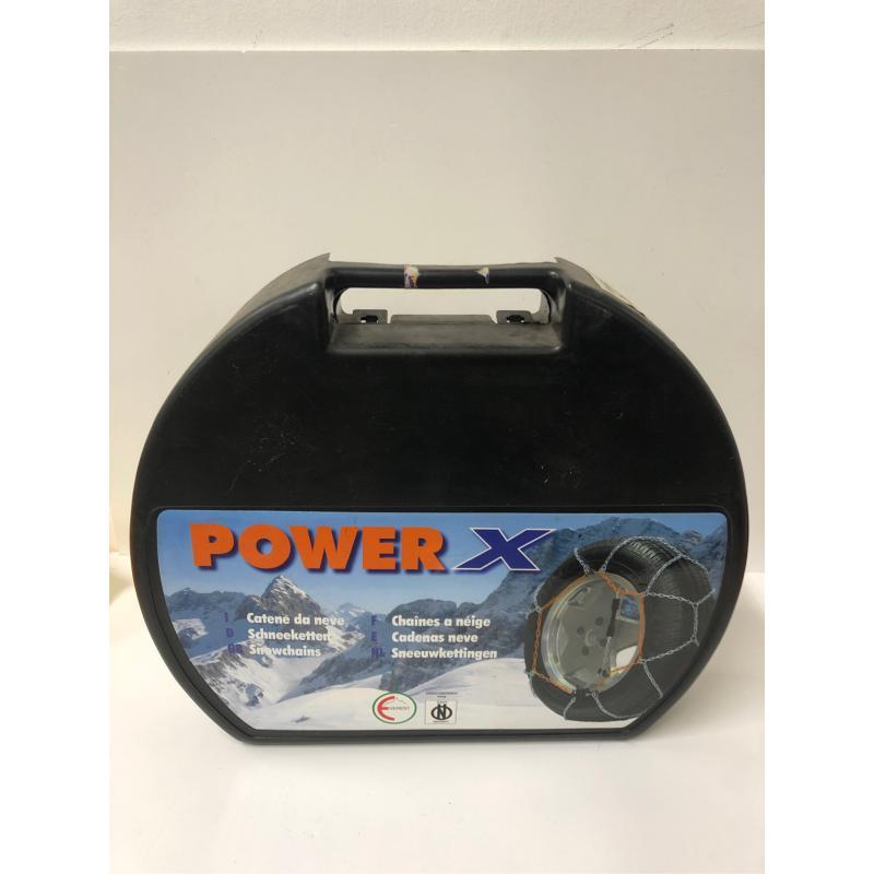 CATENE AUTO POWER X   Mercatino dell'Usato Acerra 1