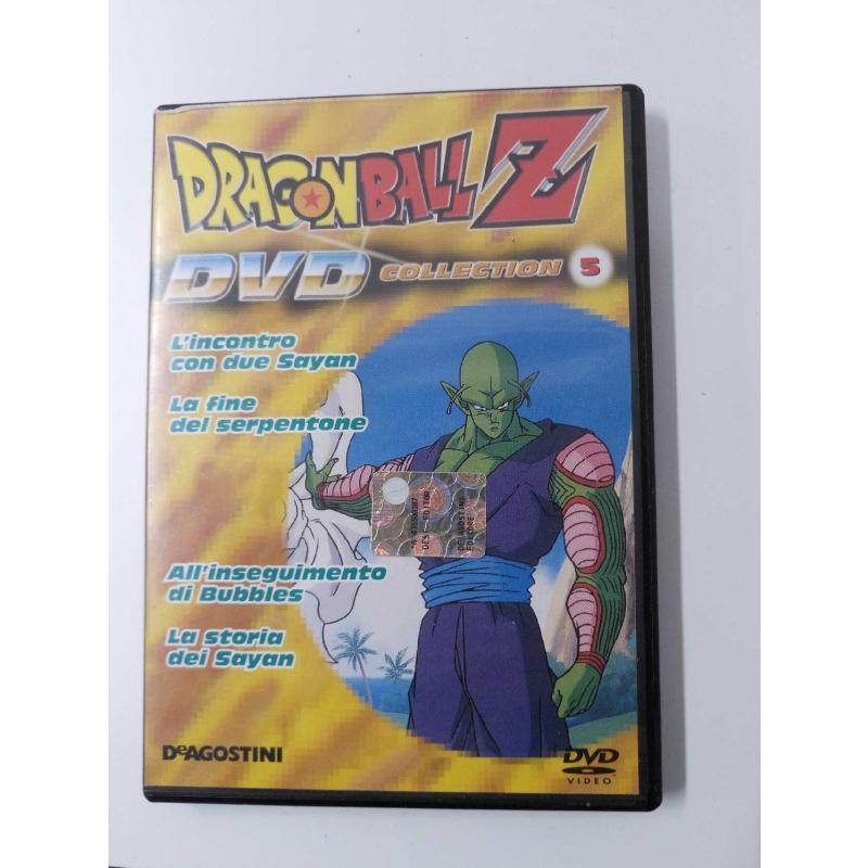 DVD DRAGON BALL Z  | Mercatino dell'Usato Acerra 2